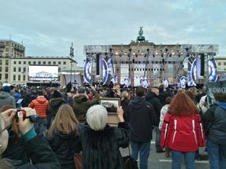 Cùng DHS Việt đón năm mới tại trung tâm Berlin