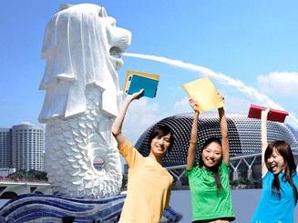 Học bổng toàn phần của Chính phủ Singapore