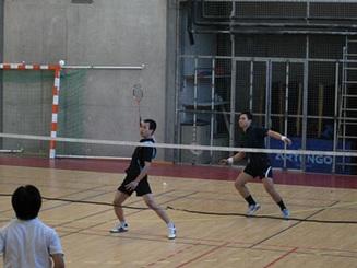 Sôi nổi hoạt động thể thao của DHS Việt tại Toulouse