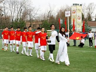 Khai mạc Đại hội Thể thao Sinh viên Việt Nam tại Mátxcơva hè 2013