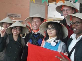 Văn hóa Việt tỏa sáng ở Rouen, Pháp