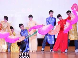 Tưng bừng ngày hội văn hóa Việt Nam tại xứ Đài