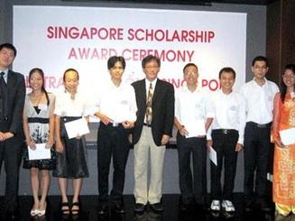 Cơ hội giành học bổng toàn phần Singapore
