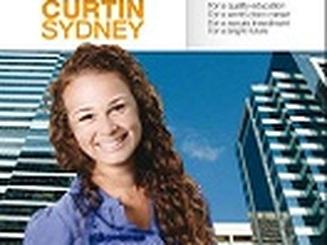 Hội thảo: Curtin University - Sydney: Điểm đến của sinh viên ngành Kinh doanh - Tài chính - Ngân hàng và các cơ hội học bổng