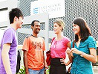 Hội thảo Đại học công lập JCU - Singapore