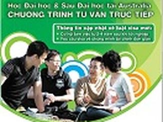 Chương trình tư vấn trực tiếp của IDP giáo dục đại học và sau đại học tại Australia