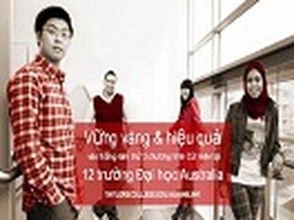 Hội thảo: Taylors Unilink - Cơ hội học bổng và vào thẳng năm 2 các trường ĐH Úc