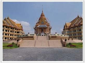 Thái Lan cấp học bổng toàn phần sau ĐH cho sinh viên VN năm 2012