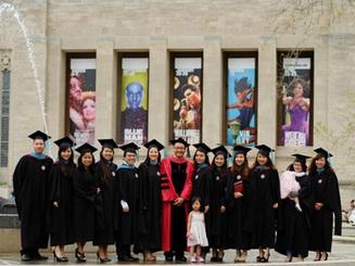 Học bổng toàn phần tại trường Chính sách công hàng đầu thế giới