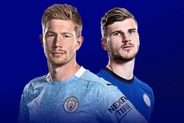 """Man City - Chelsea: """"Bản nháp"""" chung kết Champions League"""