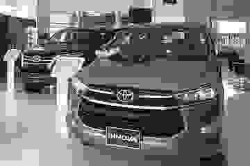 Toyota triệu hồi hàng trăm xe Innova và Fortuner lắp ráp trong nước