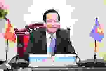 """Bộ trưởng Đào Ngọc Dung: """"Thế giới việc làm đang thay đổi vì Covid-19"""""""
