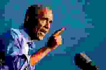 """Bầu cử Mỹ 2020: Ông Obama ẩn mình chờ """"xung trận"""" vào phút chót"""