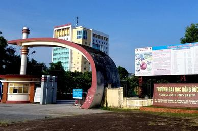 Trường ĐH Hồng Đức tuyển sinh 30 ngành đào tạo ĐH