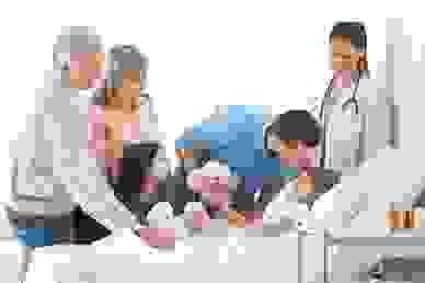 Bỏ tập quán thăm bệnh tại bệnh viện để phòng lây nhiễm