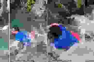 Bất chấp nguy hiểm quay video TikTok, người đàn ông bị cuốn trôi và kết cục đau đớn