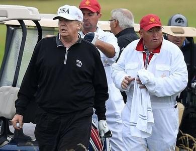 Đặc vụ bảo vệ Tổng thống Trump đột tử ở Scotland