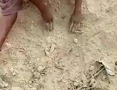 Kỳ diệu khoảnh khắc đào được bé sơ sinh còn sống sau trận lở đất