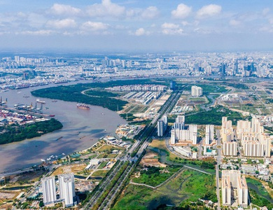 Nhà đất Sài Gòn: Giá bán tiếp tục tăng, xác lập kỷ lục mới