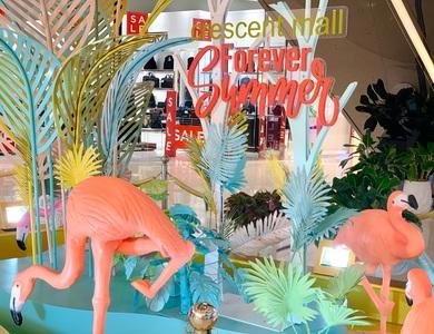 Chào đón mùa hè rực rỡ cùng Crescent Mall