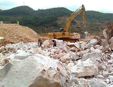 Yên Bái: Công ty Chân Thiện Mỹ liên tục vi phạm về khai thác khoáng sản