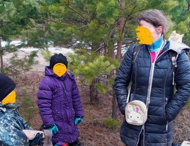 Sợ virus corona, cả gia đình người Nga chuyển vào rừng sống