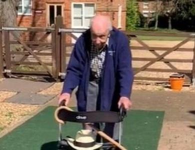 Cựu binh 99 tuổi gây quỹ 60 tỷ đồng chống corona