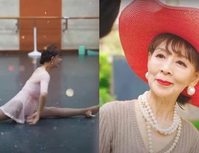 Bà ngoại 78 tuổi gây sốt mạng xã hội với tài nhảy Latin