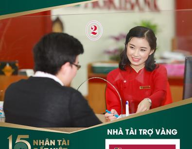 Ngân hàng Agribank là Nhà tài trợ vàng của giải thưởng Nhân tài Đất Việt 2019