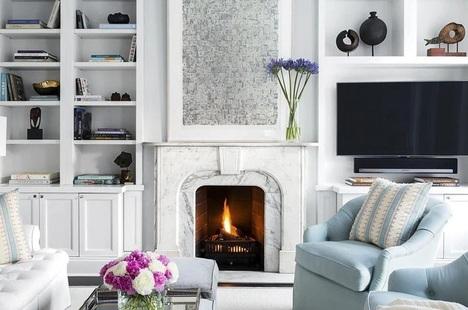 Những thiết kế phòng khách khiến bạn không muốn rời đi