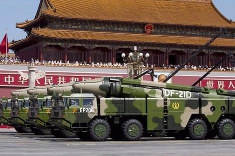 Điểm yếu của quân đội Trung Quốc bất chấp nỗ lực hiện đại hóa