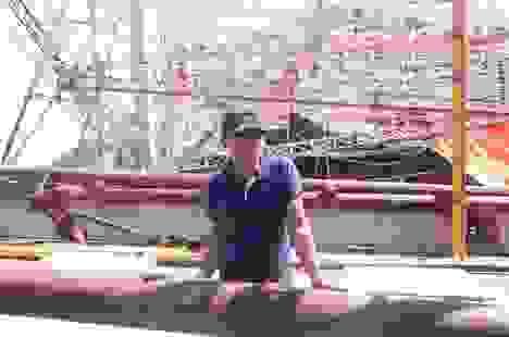 """Tàu vỏ thép hàng chục tỷ đồng của ngư dân Bình Định bị chìm """"bí ẩn"""""""
