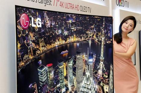 Hơn 60.000 TV OLED của LG dính lỗi nóng bất thường