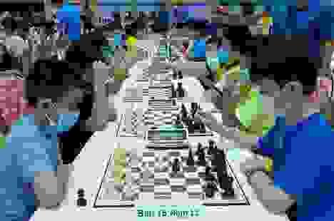 Giải cờ vua trẻ toàn quốc kết thúc sớm để tránh dịch Covid-19