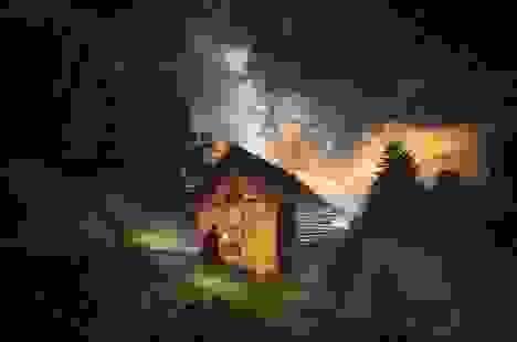 Mê hoặc với bộ ảnh lãng mạn về bầu trời lấp lánh sao đêm ở châu Âu