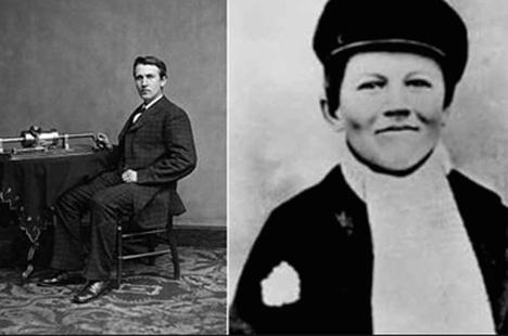 Mẹ Edison và lời nói dối giúp con trai thành thiên tài vang danh thế giới