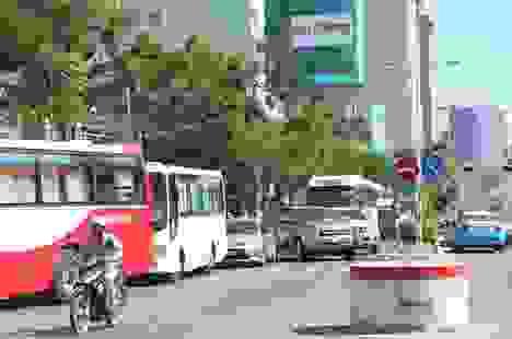 Khánh Hòa cấm xe 29 chỗ vào trung tâm Nha Trang giờ cao điểm