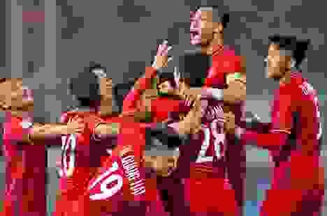 Đội tuyển Việt Nam tập trung: Chờ tính toán mới của thầy Park