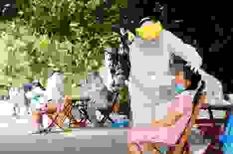 8 ca mắc Covid-19 ở Quảng Nam có hơn 300 trường hợp là F1 và F2