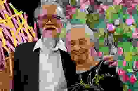 Chuyện tình 61 năm vẫn ngọt ngào của nghệ sĩ Hữu Thành và vợ