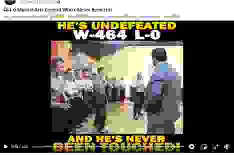 """Võ sĩ MMA của Mỹ choáng vì công phu """"truyền điện"""" của Huỳnh Tuấn Kiệt"""