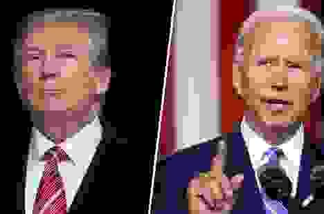 """Ba """"hiệp đấu"""" trực tiếp trong cuộc đua vào Nhà Trắng của Trump - Biden"""