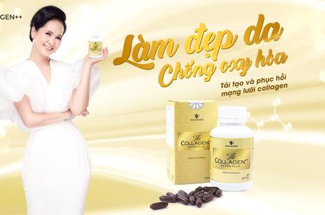 Bổ sung collagen mỗi ngày để có làn da khỏe đẹp