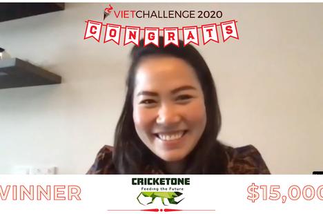 CricketOne vô địch cuộc thi khởi nghiệp toàn cầu VietChallenge 2020