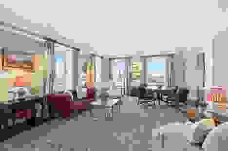 Ngắm căn hộ 11 triệu USD của tỷ phú Mỹ
