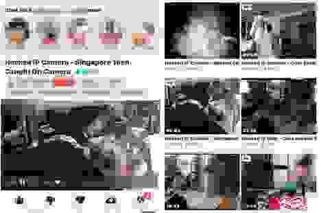 Hacker đăng tải video từ camera giám sát hộ gia đình lên web khiêu dâm