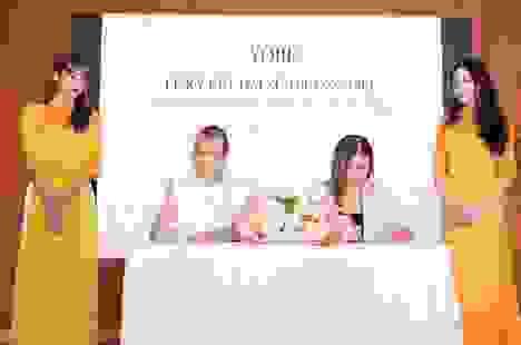 Lần đầu tiên tại Việt Nam, mô hình kinh doanh mỹ phẩm và chăm sóc sức khoẻ được phát triển trên nền tảng số