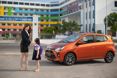 """Nhỏ, tài, xinh - Toyota Wigo khiến người dùng """"mê"""" ngay từ cái nhìn đầu tiên"""