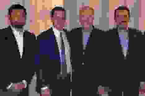 Bầu cử Mỹ 2020: Lộ ảnh ông Biden nghi gặp đối tác làm ăn của con trai