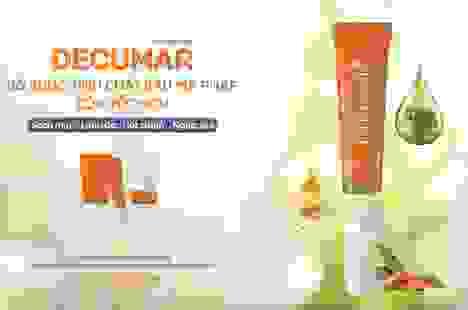 Decumar Advanced phiên bản chăm sóc da mụn hoàn hảo mới: Nhanh hơn, đột phá hơn